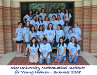 Mathematical Institute for Young Women Photo